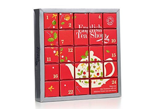 "English Tea Shop - Tee Adventskalender ""Pink Christmas"", 24 ..."