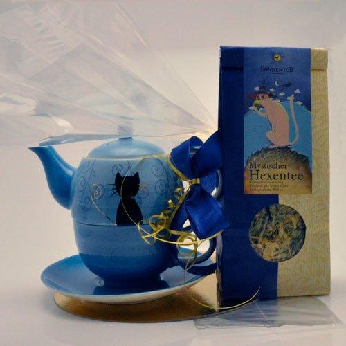 """Geschenkset """"Filou"""" Tea for one von ChaCult mit """"Mystischer ..."""