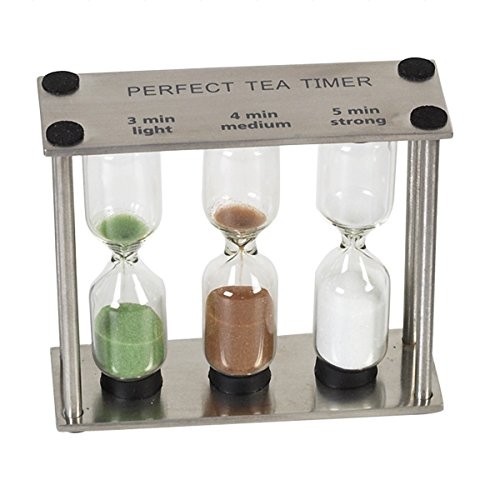 Teeuhr Sanduhr, The Perfect Tea Timer - für den perfekten T...