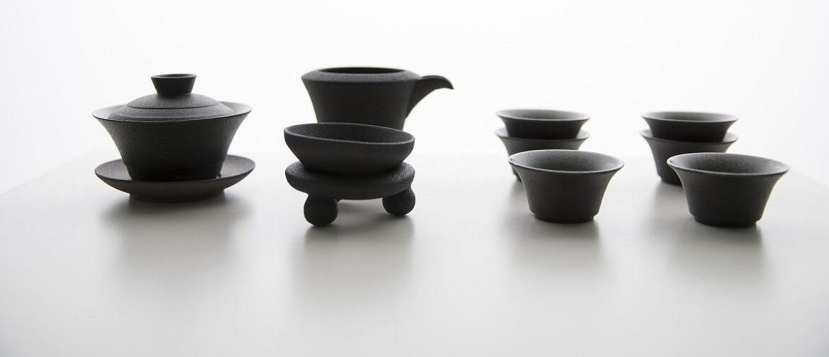 Teeservices aus Keramik